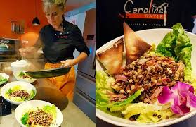 Caroline Bayle Esprit Culinaire 16000 Angoulême Accueil