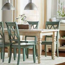 shabby chic dining sets. Farmhouse Dining Table Country Kitchen Dinette Wood Vintage Shabby Chic White Sets