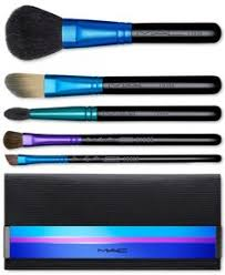 mac enchanted eve brush kit basic cad liked on polyvore featuring beauty s makeup makeup tools makeup brushes mac cosmetics mac cosmetics