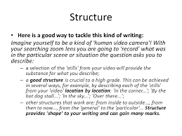 Writing a descriptive essay   YouTube