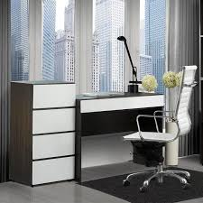 office workspace ideas. Interesting Office Office Workspace Delectable Decoration With Rectangular White  Small Spaces Desks Including Leather Chair And Halogen Black  Intended Ideas