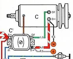 schematics diagrams and shop drawings shoptalkforums com how to ohm out a ignition coil · basic alternator wiring · 4 wire alternator wiring