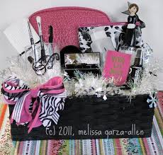 makeup gift wrapping ideas. makeup ideas gift basket : flickr - photo sharing! wrapping e