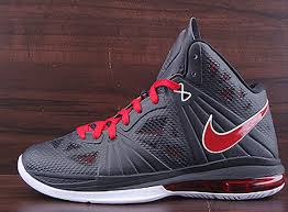 lebron 8 ps. lebron 8 red and white ps 2