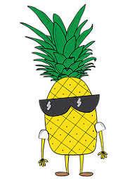 black and white pineapple png. home black and white pineapple png