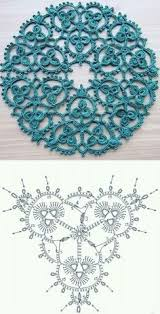 1989 Best Crocheted Doily Patterns Images In 2019 Doily