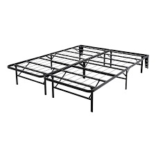 Fashion Bed Group Atlas Black Queen Bed Frame at Lowes.com