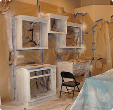 painting wood cabinets whiteHow to paint your kitchen cabinets professionally  Kitchens