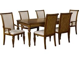 Broyhill Furniture Amalie Bay 4548 542 Leg Dining Table With Turned