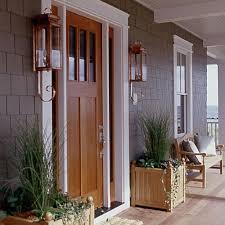 front door. Entryway Decorating Front Door