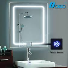 Bathroom Touch Screen Bluetooth Mirror Buy Bluetooth Mirror