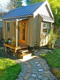 tiny backyard home office. Beautiful Backyard Home Office With Tiny Backyard E
