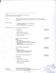 Sample Resume For A Chef Resume For Your Job Application