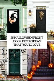 halloween front door decorationsFront Doors  Mummy Halloween Door Fall Front Door Decorating