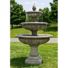 fountains for sale. Three Tier Longvue Outdoor Water Fountain Fountains For Sale