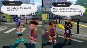 A collection of in-game Splatoon Miiverse posts via Relatably.com