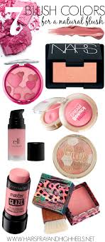 What Are The Best Blush Colors