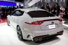 2018 kia autos. fine 2018 kia stinger 2018 in kia autos