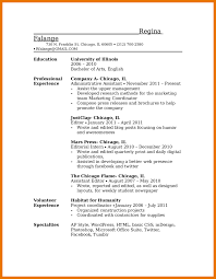 7 Resume Objectives Examples For Students Budget Reporting