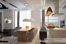 Small Kitchen For Studio Apartment Studio Apartment Architected By Ola Kataevskaj Keribrownhomes