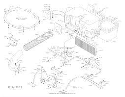 Dixon grass catcher 30 zeeterzeeter hl 2004 parts diagram for diagram grass catcher zeeter