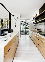 Top Best Long Kitchen Ideas On Pinterest Modern Kitchen