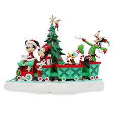 Mickey Mouse and Friends Musical Holiday Figurine | shopDisney | Disney  christmas ornaments, Mickey mouse and friends, Mickey and friends