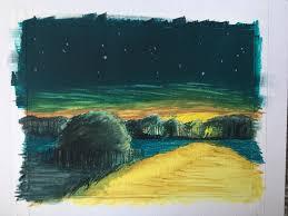 Gouache Impressionism, Benjamin Burchfield - ArtStation