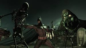 Image result for arkham asylum game scarecrow