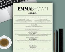 Resume Example Cool Resume Templates For Mac Free Resume