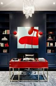tags home offices middot living spaces. 20 Home Offices That Turn To Red For Energy And Excitement Tags Home Offices Middot Living Spaces I