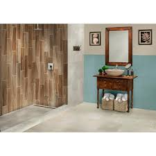 Tile Decor And More Tahoe Ocre Wood Plank Porcelain Tile Wood planks Porcelain tile 57
