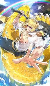 <b>Golden Carp</b> Figure   Fate/Grand Order Wikia   Fandom