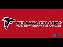 Atlanta Falcons 2017 2018 Depth Chart Prediction