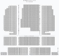 Theatre And Dance At Wayne Seating Charts Hilberry And
