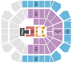 United Spirit Arena Seating Chart George Strait United Supermarkets Arena Tickets In Lubbock Texas Seating