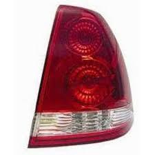 2001 Chevy Malibu Brake Light Bulb Details About Rear Brake Light Taillight Taillamp Right Rh Passenger For 04 07 Chevy Malibu