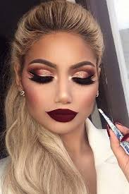33 best winter makeup looks for the holiday season