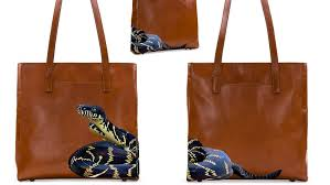 patricia nash designs python bags to benefit zoo knoxville