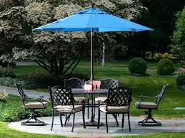 medium size of 6 person patio dining set with umbrella castlecreek complete pieces 60 round sets