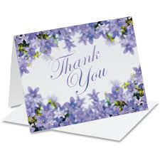 purple note cards purple parade thank you notecards paperdirects