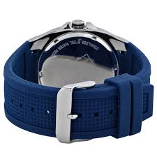 tommy hilfiger watch 1790885 navy silicon round white dial tommy hilfiger watch 1790885 navy silicon round white dial men watch roll on to zoom in