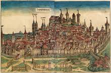 nuremberg   from the nuremberg chronicle