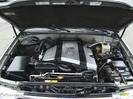 2000 Toyota Land Cruiser Standard Land Cruiser Model Engine Photos ...