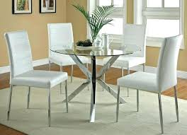 round glass kitchen table and chairs modern kitchen table round gorgeous glass kitchen table with chair