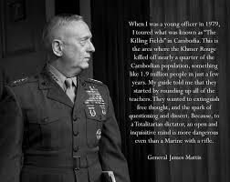 General Mattis Quotes Awesome Essays On War Mattis RealClearDefense