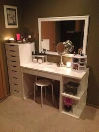 Love this homemade Vanity