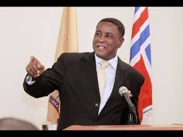 Alhaji Alpha Kanu Sierra Leone (Politician) - YouTube