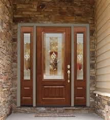 Therma Tru Home Depot Steel Entry Door Reviews Best Fiberglass Doors ...
