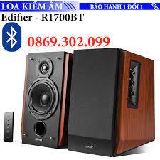 Loa bluetooth cao cấp Edifier R1700BT - kiểm âm đỉnh cao, cảm nhận âm nhạc  thực thụ - Loa vi tính